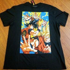 Other - Dragon Ball Z Goku Saiyan Anime Tee Shirt S M L XL